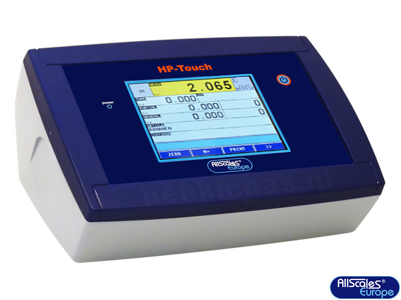 weegindicator HP-Touch